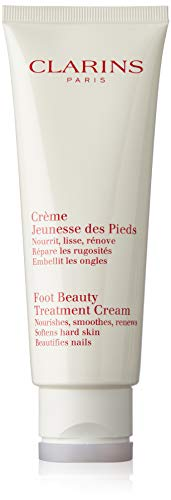 - Clarins Foot Beauty Treatment Cream for Unisex, 4 Ounce