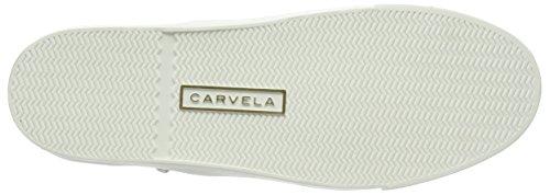 Scarpe Da Carvela Luxor Donna silver Ginnastica Argento 5g7U6x7n