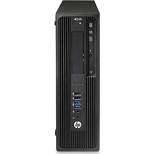 HP L9K57UT#ABA Z240 Workstation SFF E3-1240v5 3.5GHz 8GB 1TB K1200 W7P64/W10P 3-Year