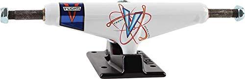 Venture Trucks Trent McClung Team V-Lights Low White/Black Skateboard Trucks - 5.25