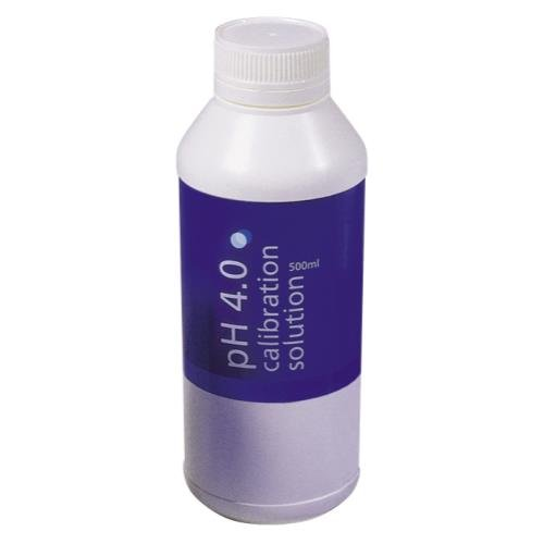 Bluelab PH 4.0 Calibration Solution, 500 milliliters ()