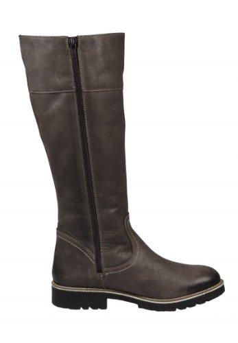 Tamaris 25612-21 Boots Leather Dark Brown QcDRlyLgx