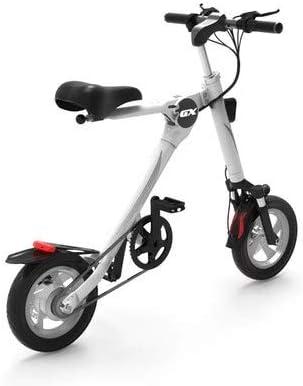 Y&XF 36 V Mini Bicicleta eléctrica Plegable para Adultos Batería ...