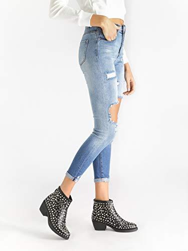 FARFALLINA Jeans FARFALLINA Jeans skinny Jeans strappati FARFALLINA Jeans Jeans FARFALLINA strappati strappati Jeans skinny skinny gFgrv
