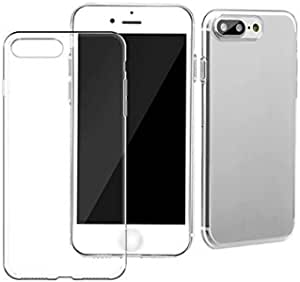 Slim Transparent Ultra-Thin TPU Protective Case Cover for Apple iPhone 7 PLUS - Clear