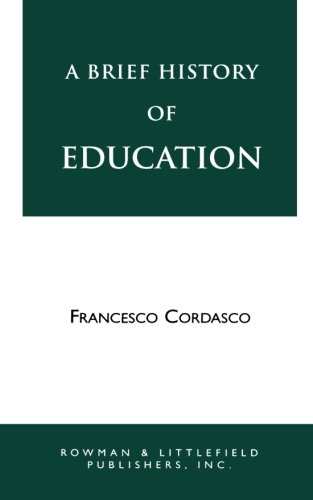 A Brief History Of Education