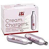 ISI Cream Syphon Cartridges (Pack of 10)