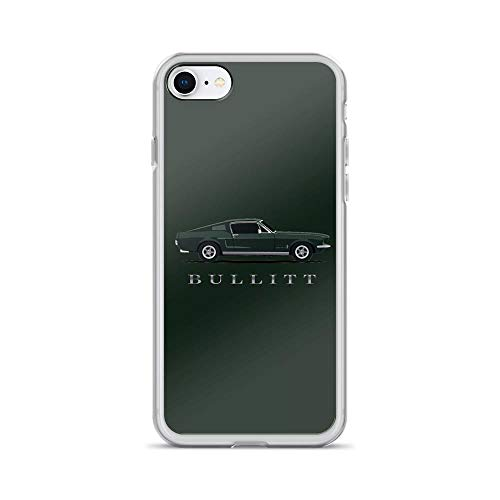 (iPhone 7/8 Pure Clear Case Cases Cover Mustang Bullitt)