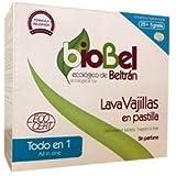 Biobel - Pastillas Lavavajillas Ecologicas, 30 Unidades