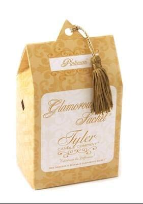PLATINUM Tyler Glamourous Sachets - Dryer Sheets (Platinum Dora)