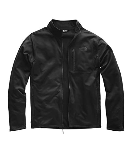 The North Face Men's Canyonlands Full Zip, TNF Black, Size M (Best North Face Fleece)