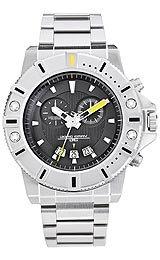 Jorg Gray Swiss ISA Chrono Dark Grey Dial Men's watch #JG9500-14