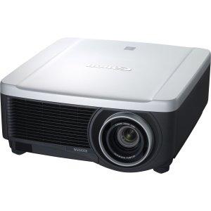 - Canon REALiS WUX4000 LCOS Projector - HDTV - 16:10 - NTSC, PAL, SECAM - 1920 x 1200 - WUXGA - 1,000:1 - 4000 lm - Ethernet - 3 Year Warranty