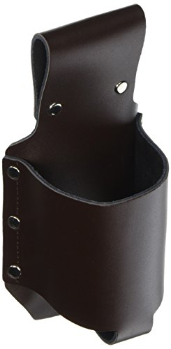 - GreatGadgets 1880 Genuine Leather Classic Beer Holster, Espresso Brown