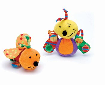 Penn Plax Calico Bug Cat Toy/Assorted Styles by Penn Plax