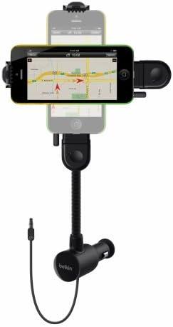 geeignet f/ür iPhone 5//5s mit Freisprecheinrichtung und Lightning Connector Belkin F8J037BT Tunebase Direct