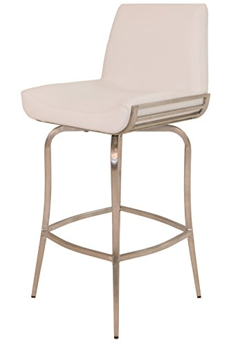 wivel Stool, Stainless Steel, Counter Height (Swivel Counter Stool Pastel)