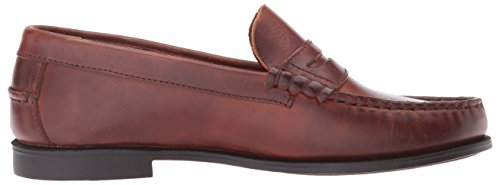 Sebago Women's Plaza II Penny Loafer Brown Oiled Waxy Leather professional online BmQdq0slh