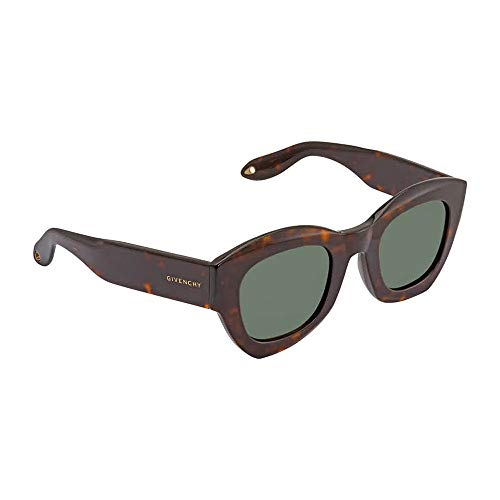 Sunglasses Givenchy Gv 7060 /S 0086 Dark Havana / QT green ()