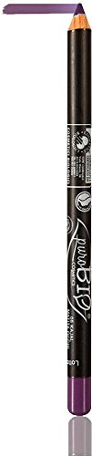 PuroBIO Certified Organic - Highly-Pigmented Eyeliner Pencil - Purple 05 with Almond, Sesame Oils, Vitamins, Plant Derived Pigments and Waxes. VEGAN.ORGANIC.MADE IN ITALY.