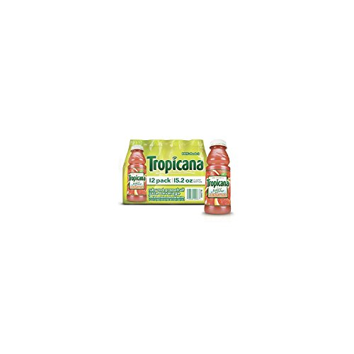 Tropicana Ruby Red Grapefruit -12/15.2 oz. (Tropicana Ruby Red Grapefruit)