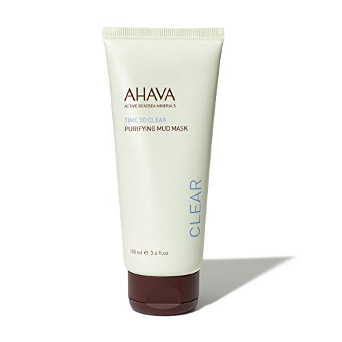 AHAVA Dead Sea Purifying Face Mud Mask 100 ml (Best Men's Subscription Boxes 2019)