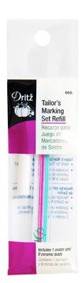 Dritz Tailor's Marking Set, Refill