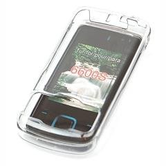 protection cover for Nokia 6600 Slide crystal: Amazon co uk