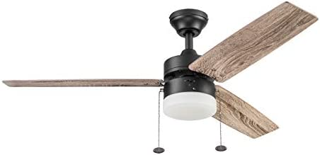 Prominence Home 51588 Reston Ceiling Fan, 48, Bronze