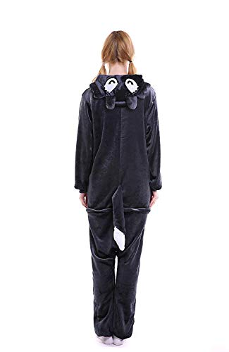 Anime Lupo Halloween Costume Pigiama Abyed® Kigurumi Attrezzatura Cosplay EUWPZn1fqH