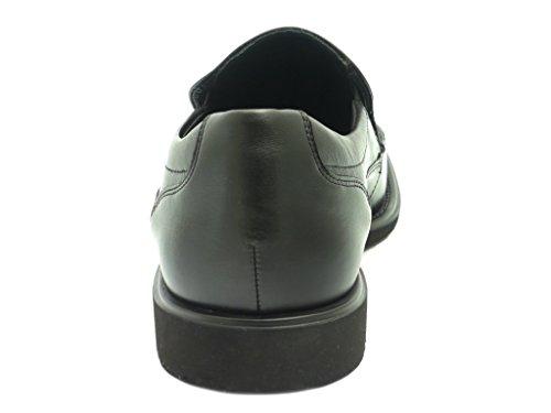 LLoyd Tyler Slipper schwarz extraleicht, Farbe:schwarz;Größe:44.5