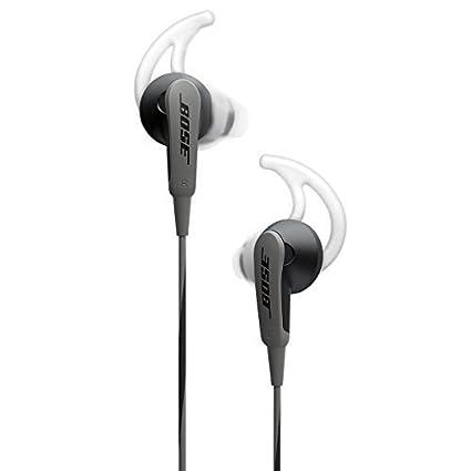 ca4003b2214 Amazon.com: Bose SoundSport in-ear headphones - Charcoal: Home Audio ...