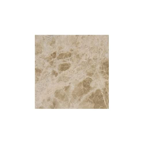 free shipping MS International 12 in. x 12 in. Emperador Light - Polished Marble Floor and Wall Tile - 1 Full Tile Sample (1 x 1 = 1 Sqft.)