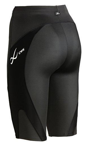 CW-X Women's Stabilyx Ventilator Shorts (Black, X-Small) by CW-X (Image #2)