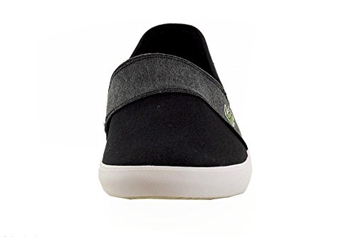 Lacoste Men's Marice CSU2 Fashion Black Sneakers Shoes Sz: 8.5
