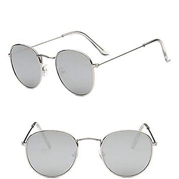 GNLLYOP - Gafas de Sol ovaladas con Lentes degradadas para ...