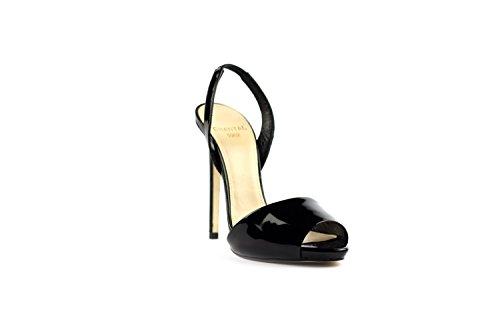 CHANTAL Sandales pour femme Noir FOnIT