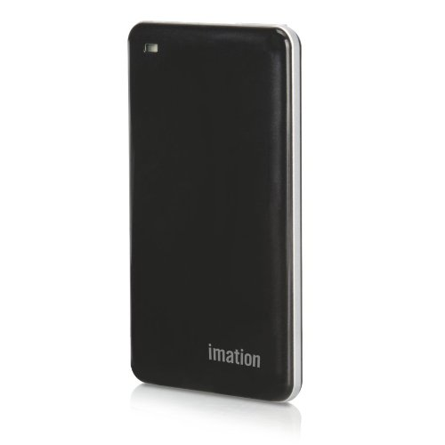 Imation USB 3.0 External Solid State Drive 256GB - Black by Imation