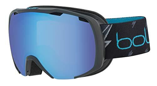 bollé Royal Snow Goggles Matte Black Flash Unisex-Baby Small
