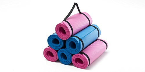 Amazon.com : Tapis de Sport Studio en Mousse NBR - Pilates ...