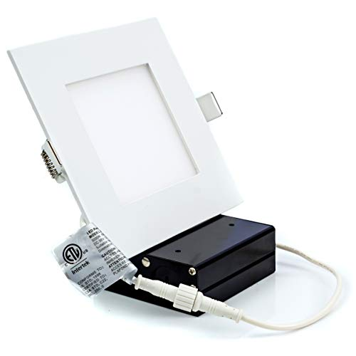 Outdoor Recessed Light Square in US - 8