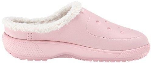 Crocs Unisex ColorLite Lined Clog Pearl Pink/Oatmeal Xgpxoq4R