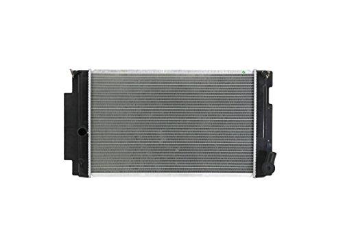 (Radiator - Cooling Direct Fit/For 13481 11-16 Scion tC Manual Transmission 2.5L Plastic Tank Aluminum Core)