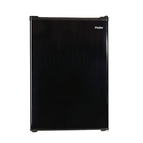 Haier 3.3 cu ft Refrigerator | 2 Interior Glass Shelves for sale  Delivered anywhere in USA