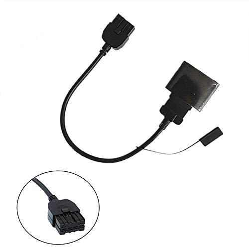 Bluetooth Adapter for Nissan Infiniti 2009-2013,Wireless AUX Music Interface for EX35 FX35 FX50 G25 G37 M35h M37 M56 QX56 Cube Maxima Murano Pathfinder Sentra Titan Versa Xterra 284H2-ZT50A