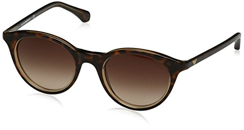 Beigean Brown Armani Sonnenbrille Beige Emporio EA4061 OIq66