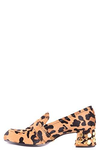 Marron Escarpins Shoe Suède MCBI063031O Femme Car n1aqP0wUWa