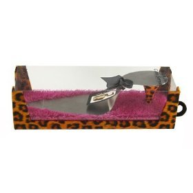 Wild Eye Designs Leopard High Heel Cake Server