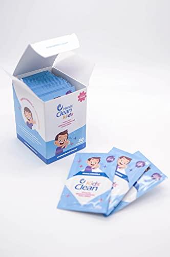 KidsClean Hydroalcoholische Doekjes voor Kinderen 30 stuks
