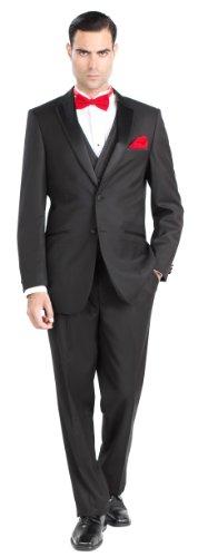 3 Piece Black Tuxedo - 5
